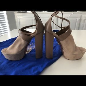 Aquazzura Block Heels